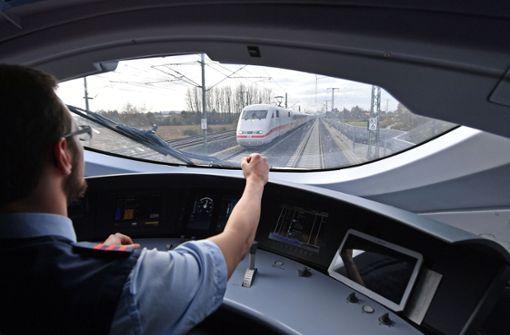 Deutsche Bahn stellt im Südwesten Personal ein