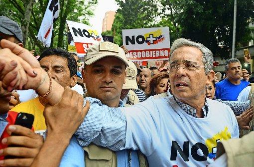 Kolumbiens Opposition kritisiert neues Abkommen