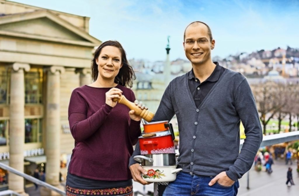 Birgit Kastner und Ulrich Dilger koordinieren das Projekt der Stadt. Foto: Andreas Konz