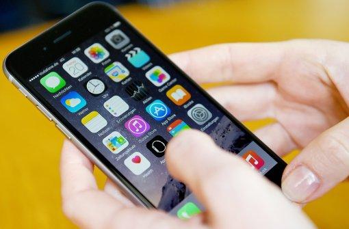 Display-Ausfälle bei iPhones