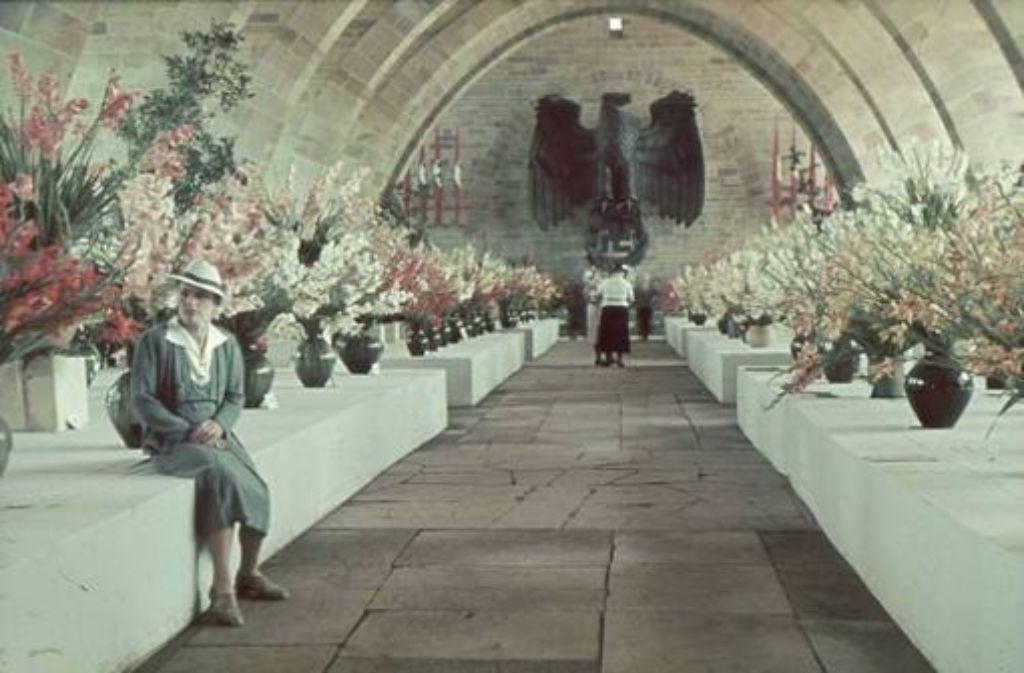 mit der reichsgartenschau 1939 beginnt die geschichte des h henparks killesberg in der. Black Bedroom Furniture Sets. Home Design Ideas