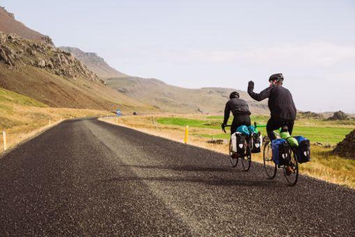 Auch Kilometerangaben etwa auf Straßenkarten sollte auf Island mit Skepsis begegnet werden. Lieber mit dem Radcomputer gegenchecken.