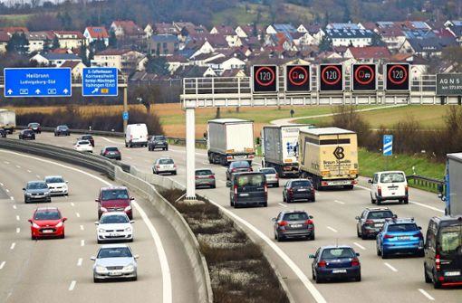 A81 und B10: Behinderungen für Autofahrer