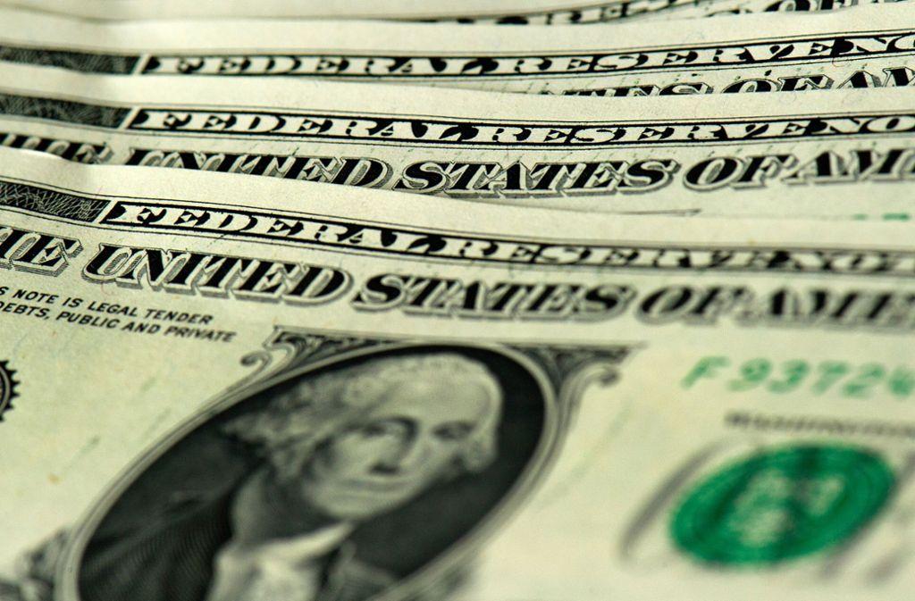 Das Vermögen der Reichen nimmt ab. (Symbolfoto) Foto: picture alliance / dpa