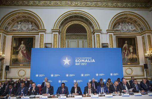 Millionenhilfe für Somalia