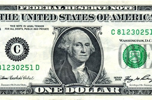 Starker US-Dollar beunruhigt