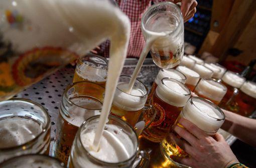 Die Deutschen trinken weniger Bier