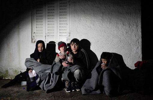 EU sucht Lösung für Flüchtlingskinder