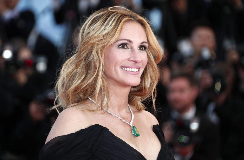"""Julia Roberts verrät das ursprüngliche Ende von """"Pretty Woman"""". Foto: dpa"""