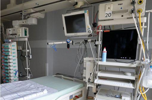 Website zeigt Kliniken mit freien Beatmungsplätzen