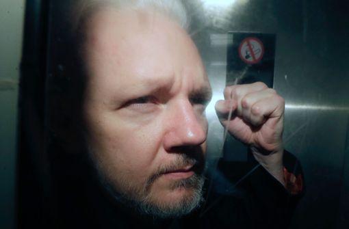 Stuttgarter Friedenspreis geht an Assange