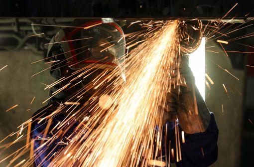 Maschinenbauer weiter im Corona-Tief