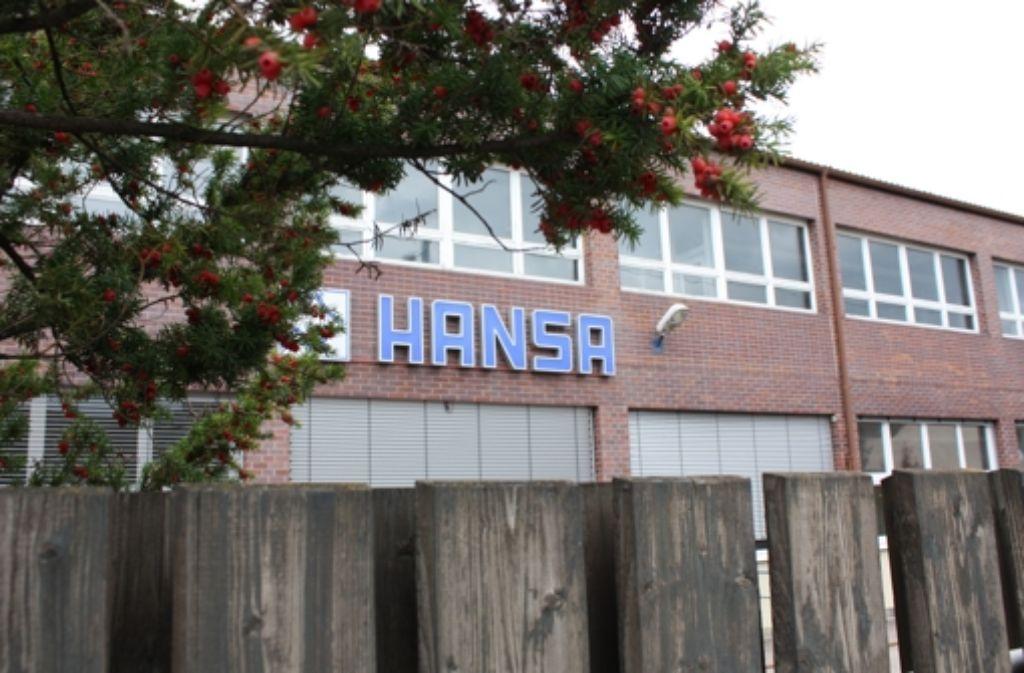 Auf dem ehemaligen Hansa-Areal soll es künftig Wohnungen geben. Foto: Rebecca Stahlberg