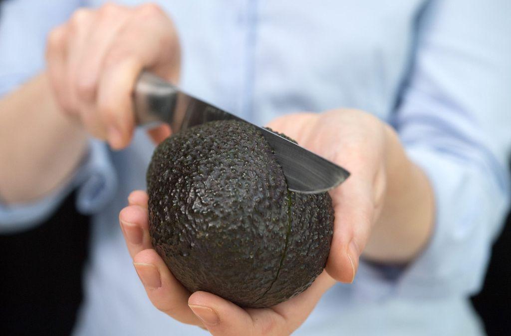 Mit Avocados gibt es immer wieder Verletzungen. Foto: dpa