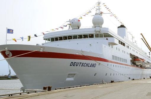 Traumschiff schippert in die Insolvenz