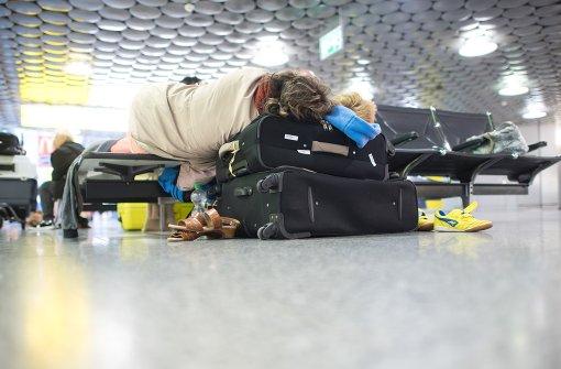 Krise beim Ferienflieger Politik vermittelt im Tuifly-Chaos