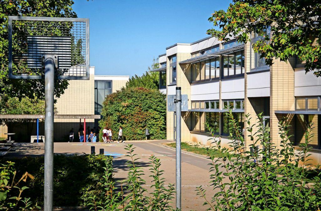 In die     Gemeinschaftsschule in Magstadt gehen immer mehr Kinder. Foto: factum/Granville