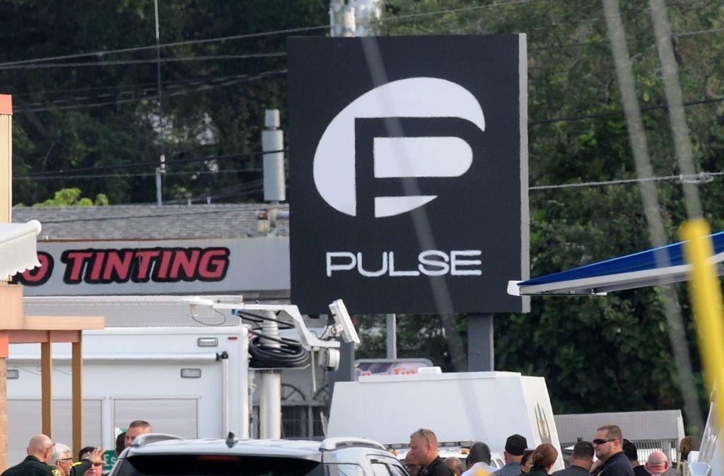 In diesem Nachtclub in Orlando kamen 20 Menschen ums Leben. Foto: GETTY IMAGES NORTH AMERICA