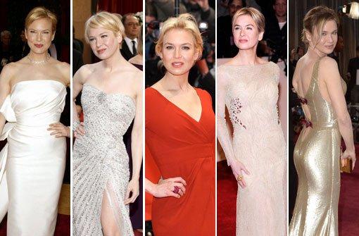 Renée, du siehst so anders aus...