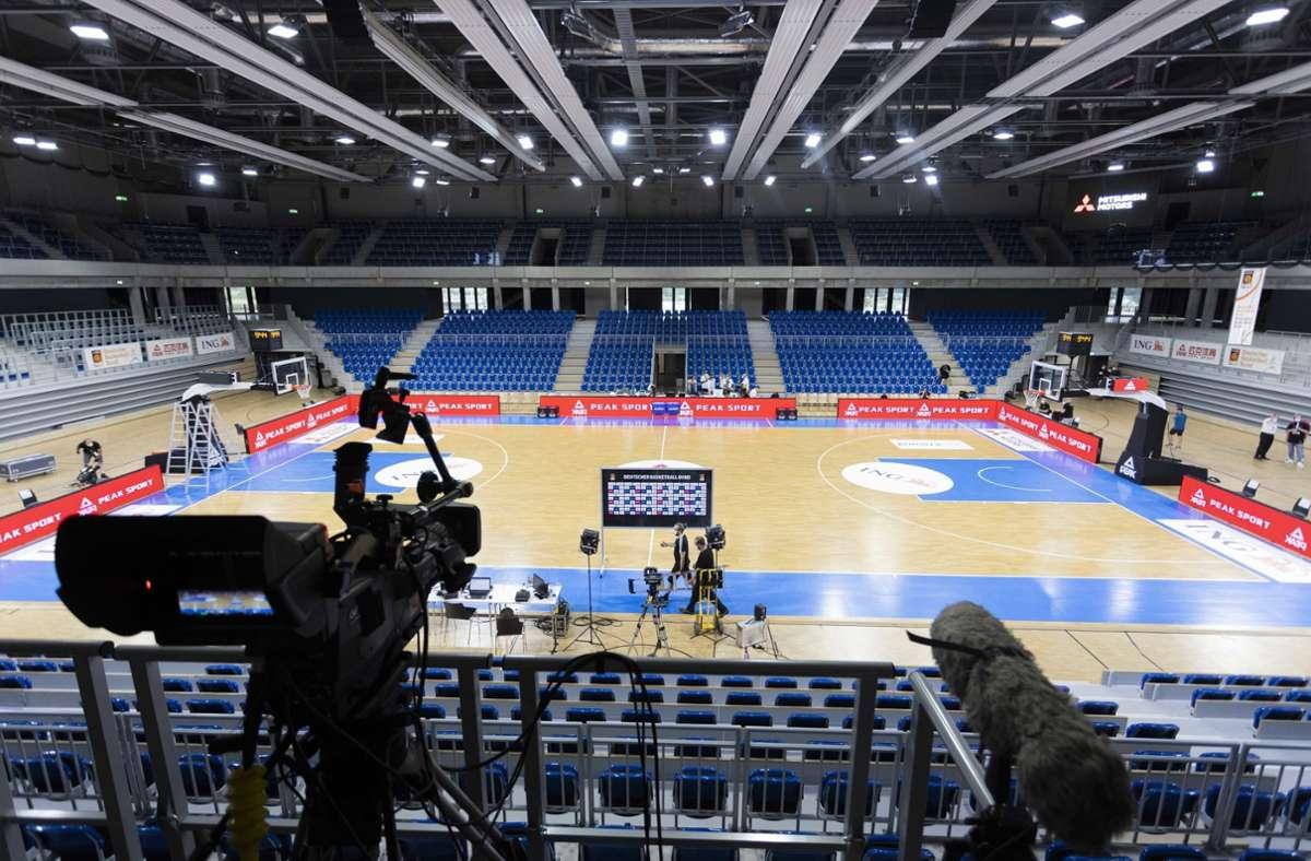 Die Partie in Heidelberg war als Generalprobe für die Olympia-Qualifikation gedacht gewesen. Foto: dpa/Tom Weller
