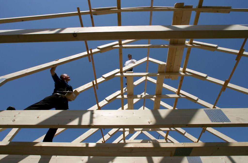 Die Immobilienpreise in Ludwigsburg sind drastisch gestiegen – die Stadt will  mehr preisgünstigen Wohnraum schaffen. Foto: dpa