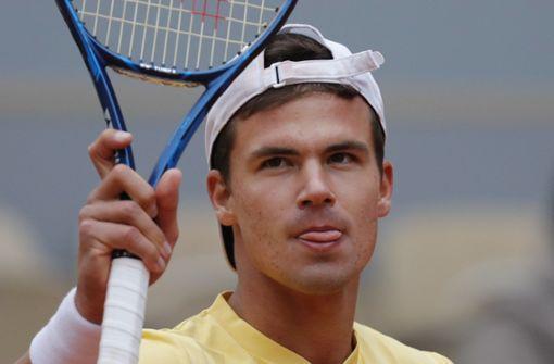 Deutscher Qualifikant sorgt bei den French Open für Furore