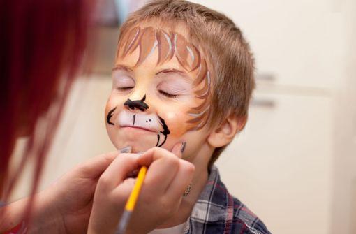 Last-Minute-Verkleidungen für Kinder