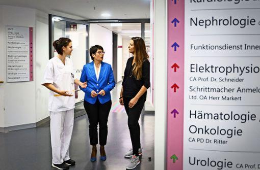 Ziel: Auf Augenhöhe mit Ärzten diskutieren