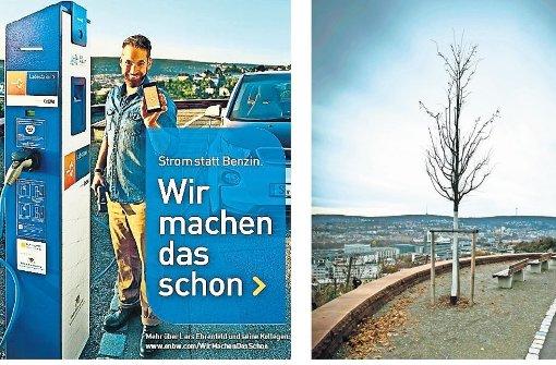 EnBW wirbt mit retuschiertem Foto für E-Mobilität