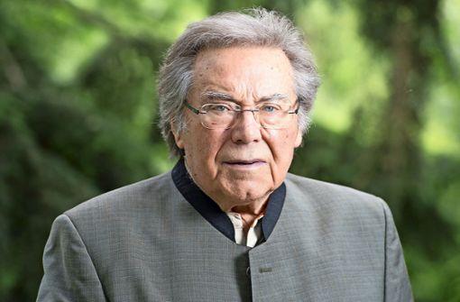 Tenor und Dirigent stirbt  mit 84 Jahren