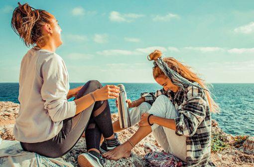 Zwillingsschwestern leben den Mallorca-Traum