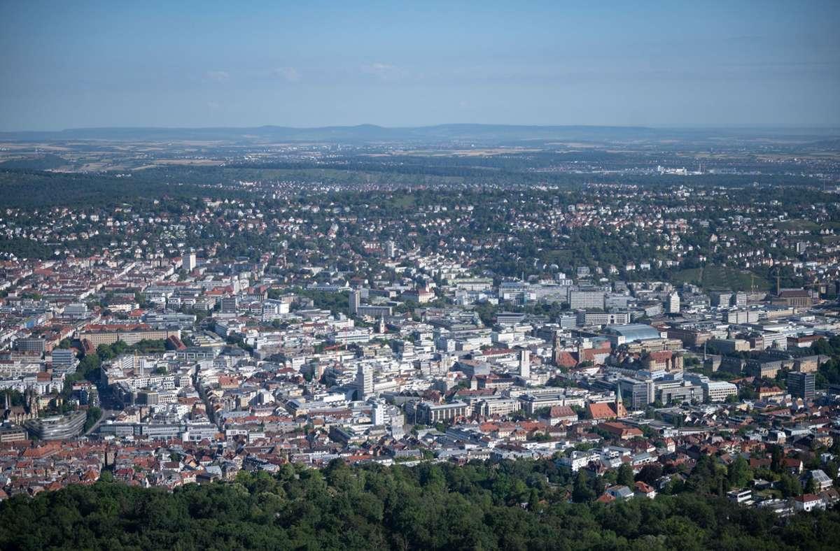 Wohnen in Stuttgart ist besonders teuer. Foto: dpa/Marijan Murat