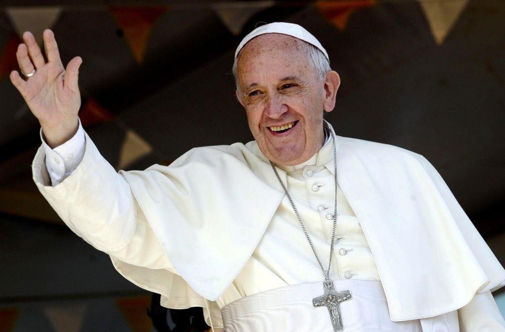 Der Papst will Frieden im Kaukasus. Foto: dpa