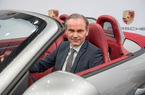Porsche-Chef hat Verständnis für Diesel-Fahrverbote