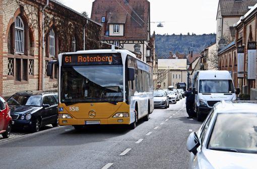 Idee: Buslinie  von Rotenberg nach Rüdern