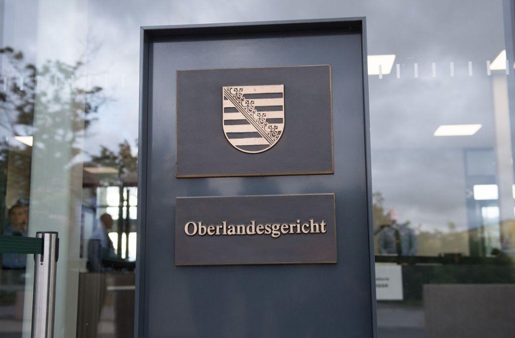Das Gericht begründete seine Entscheidung mit dem staatlichen Ausbildungsmonopol von Juristen. Foto: dpa/Sebastian Kahnert