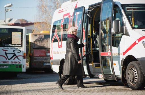 Fahrgäste ordern Bus zur Wunschzeit