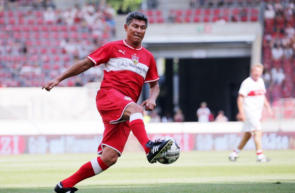 Aktuell trainiert Balakow noch den bulgarischen Erstligisten FK Etar Veliko Tarnovo. Foto: Pressefoto Baumann