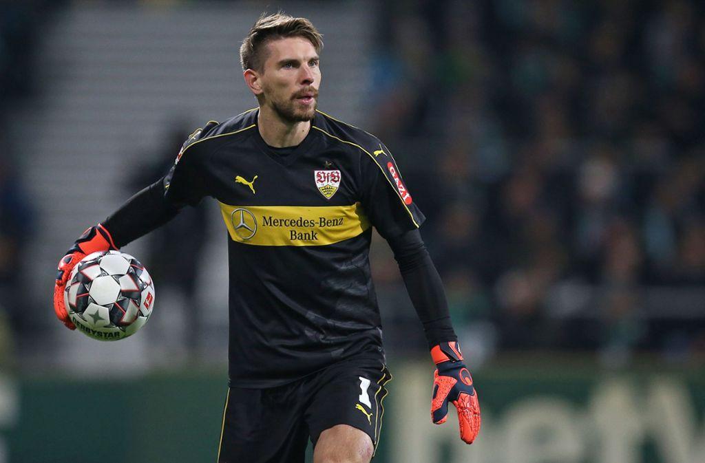 Ron-Robert Zieler verlässt den VfB Stuttgart. Foto: Baumann
