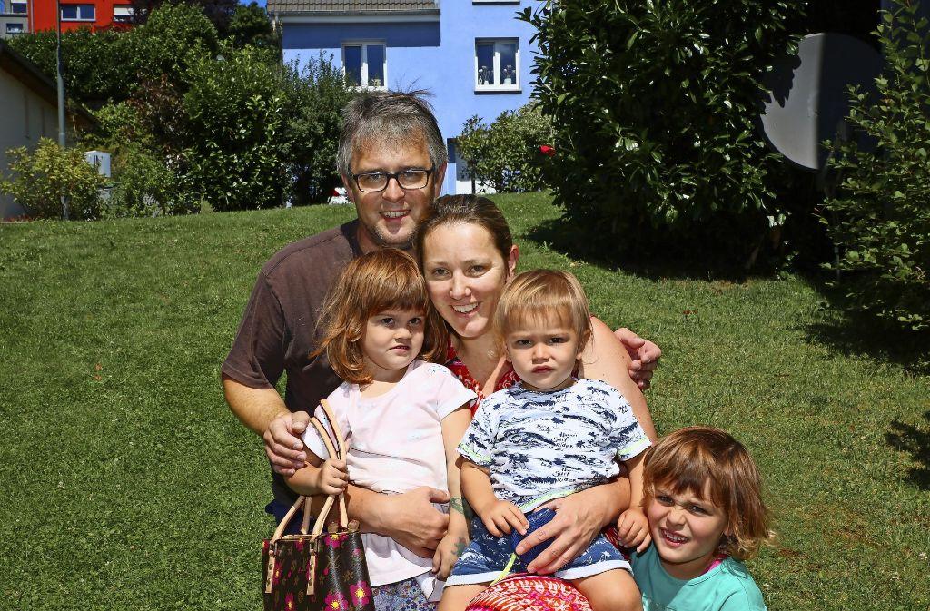 Familie Heynen hat von der Finanzkrise nichts zu spüren bekommen. Foto: Helmut Hetzel