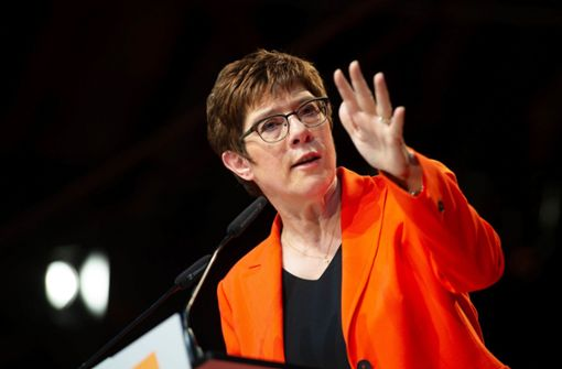 Wie die Südwest-CDU im Machtkampf mitreden will