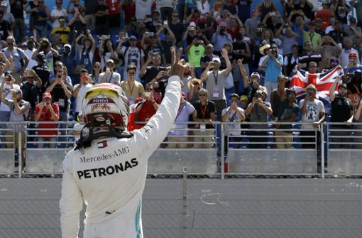 Hamilton holt sich Pole Position – Vettel enttäuscht