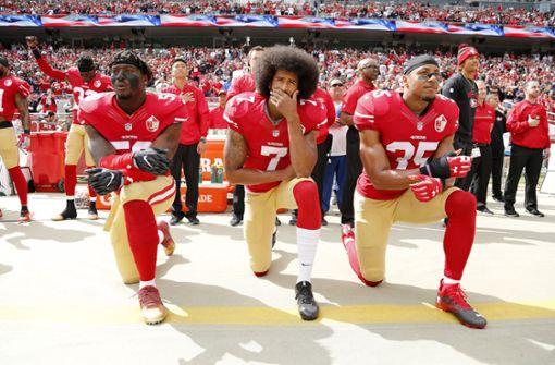 Warum sich immer mehr Sportler politisch einmischen