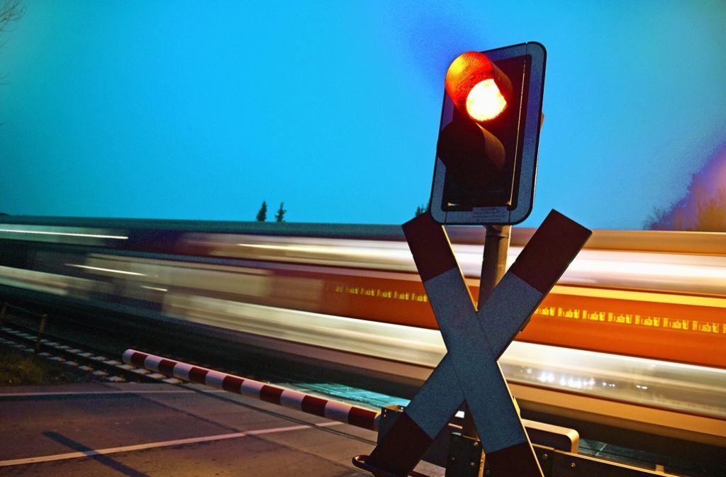 Eigentlich sollte sich der Zugverkehr im Kreis Göppingen beschleunigen – vielerorts ist zunächst das Gegenteil der Fall. Foto: dpa
