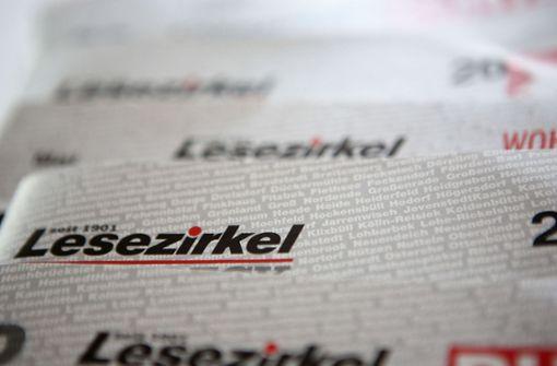 Bundeskartellamt verhängt Bußgelder gegen Lesezirkel-Anbieter