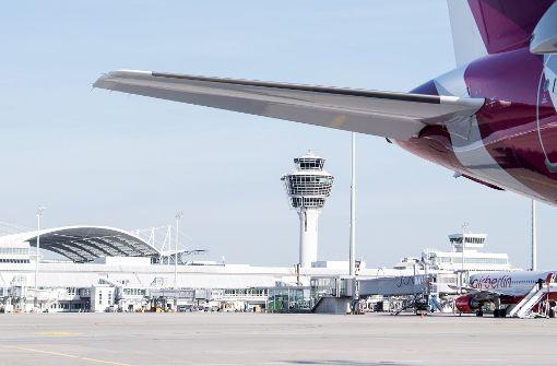 41-Jähriger bittet am Münchner Flughafen um Asyl