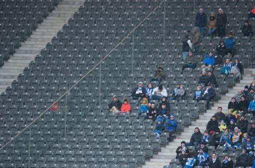 Wo sind all die Fans geblieben?
