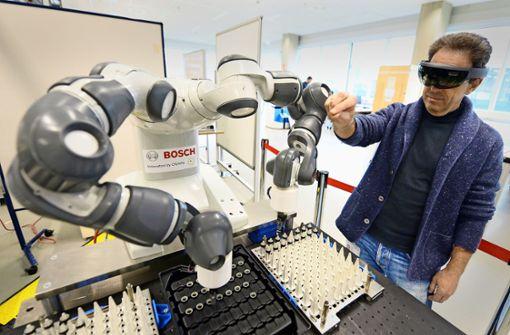 Bosch verteidigt Förderung  für die Forschung