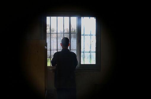 Gefängnispsychologin soll Sex mit Häftling gehabt haben
