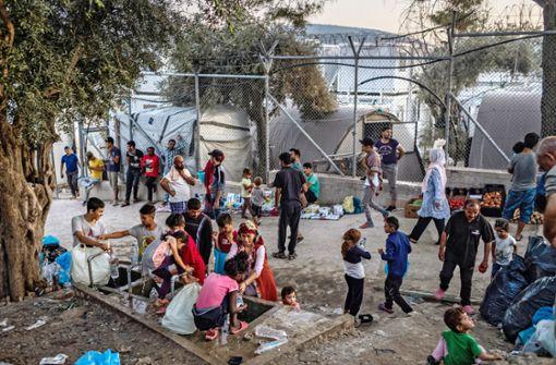 Flüchtlingskinder  in immer größerer Not